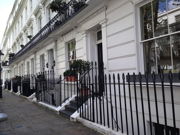 Häuser in Chelsea