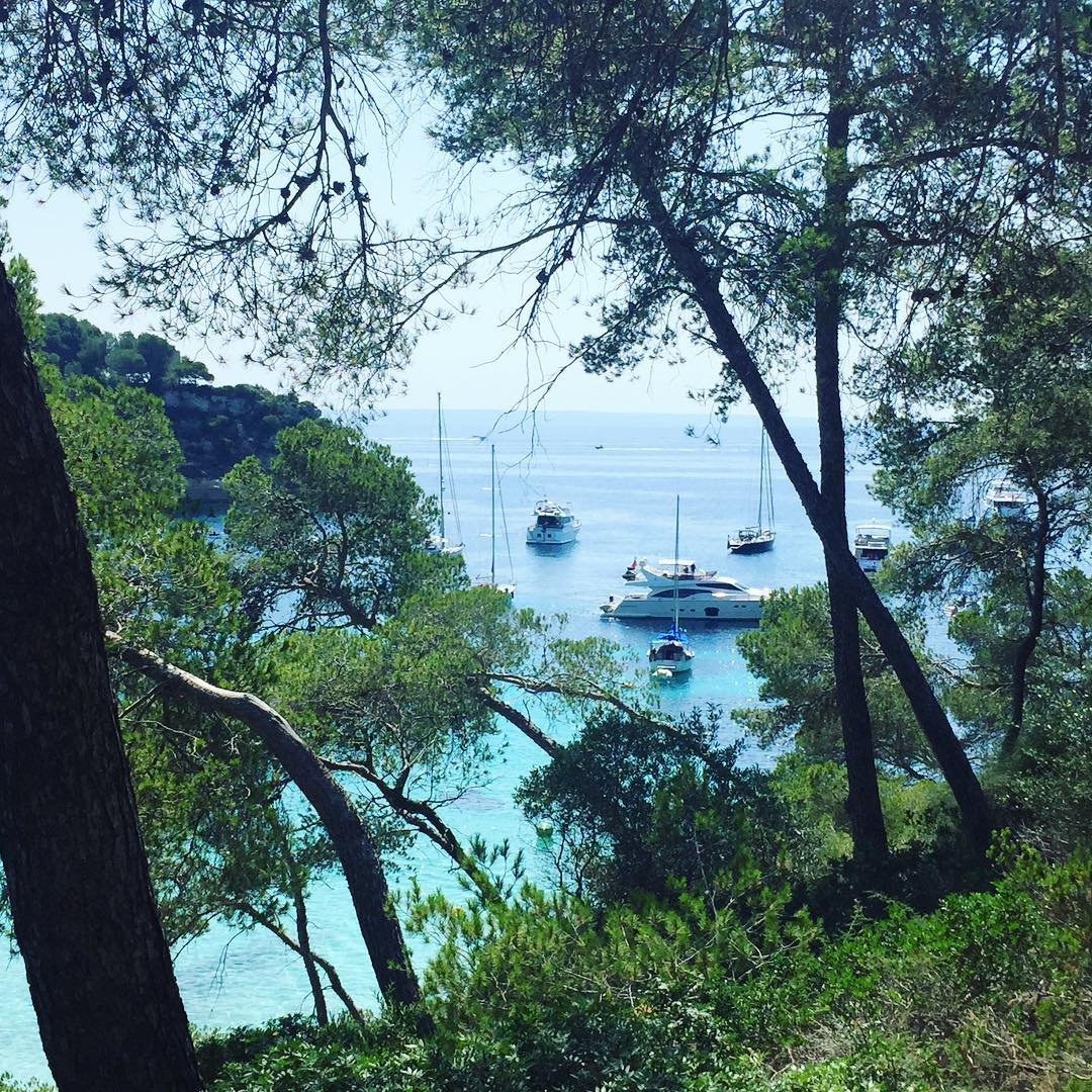 mallorca mallorca2017 portalsvells cala mediterraniansea calamago boat yacht travel travellershellip