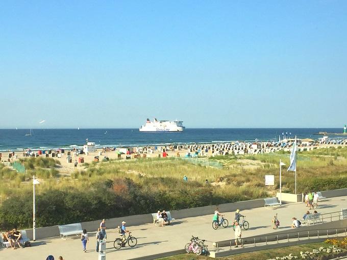 Strandpromenade Warnemünde