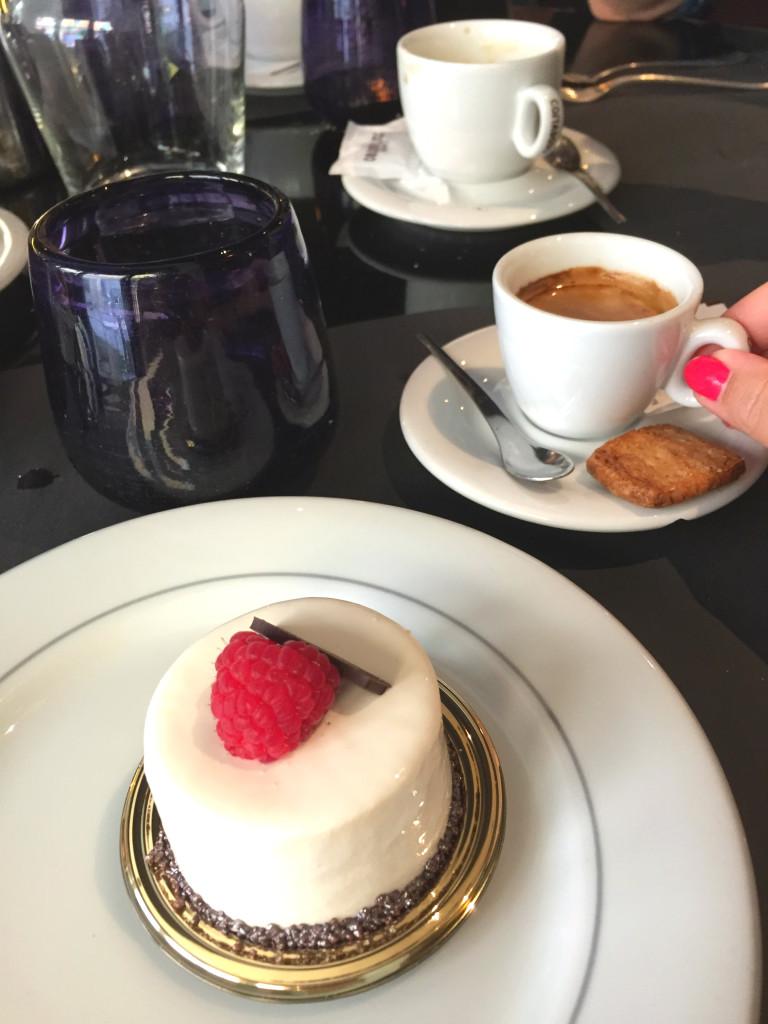 Café in Nizza