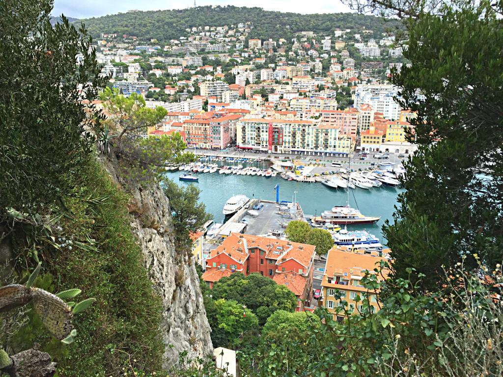 Marina in Nizza
