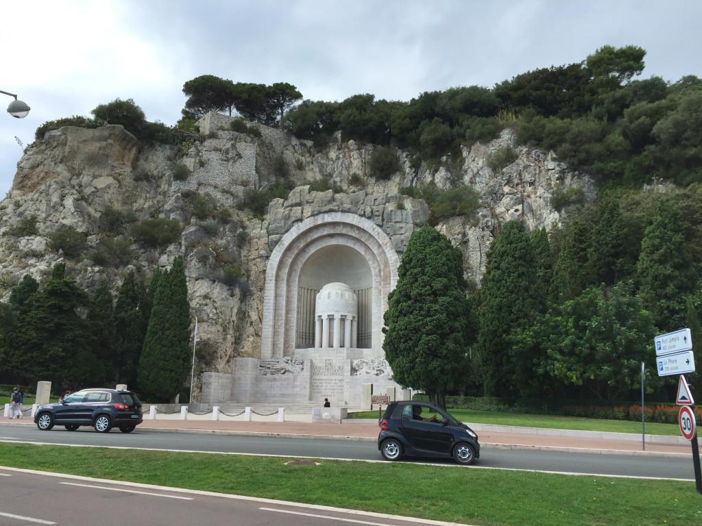 Monument aux Morts_Nizza