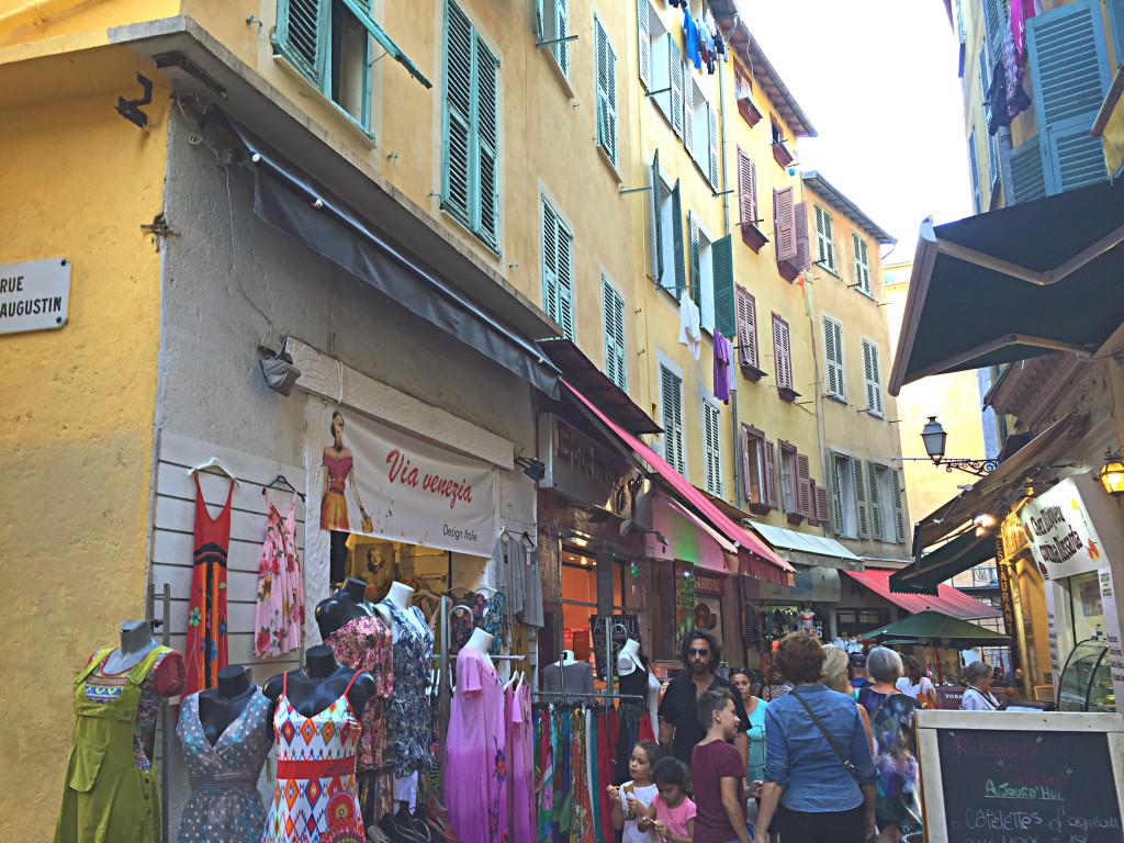 Nizzas Altstadt